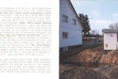 """Auszug aus Text zu """"zwei etagen. keine treppe."""" (2002)"""
